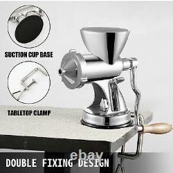 Stainless Steel Wheat Grass Hand Juicer Manual Extractor Fruit Vegetable Juicer