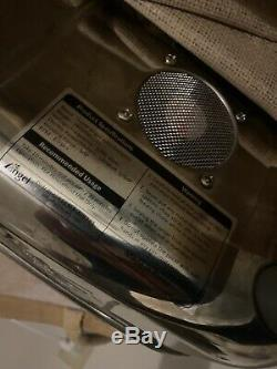 Super Angel Premium Deluxe. 316 SS Screen/Auger Juicer Stainless Steel Pasta
