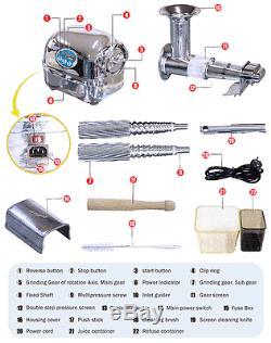 Super Angel Stainless Steel Heavy Duty Juicer Plus/Pro/Deluxe/Premium Deluxe