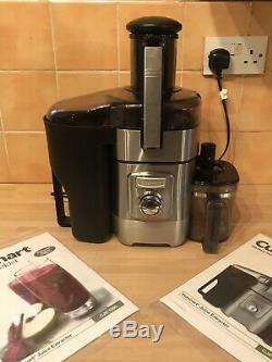 Superb Cuisinart Cje-1000 Die-cast Whole Fruit Juicer / Juice Extractor