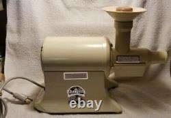 The Champion Classic Commercial Juicer Model G5-NG-853S Clean USA Made