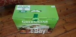 Tribest GS-3000 Green Star delux HD twin gear juicer