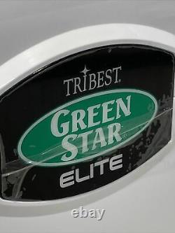 Tribest Green Star Elite Masticating Slow Juicer White GSE-5000 Never Used