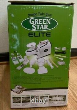 Tribest Green Star Elite Twin Gear Juice Extractor