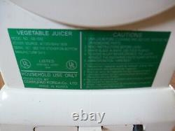 Tribest / Green Star Juicer Gs-1000