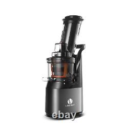 Ventray Slow Press Masticating Juicer Extractor Electric Juice Maker Machine