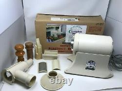 Vintage Champion Juicer Heavy Duty Model G5-NG-853S Works Great