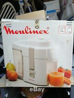 Vintage Moulinex Juice Extractor / Juicer Model 753 For Fruit & Vegetables