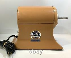Vintage The Champion Juicer Heavy Duty Juicer W-R Laboratories Brown Tested