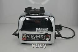 VitaMix 3600 Juicer Blender with Recipe & Instruction Book + Special Diet Recipes