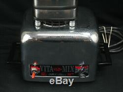 Vitamix 3600 Plus Stainless Steel Blender Juicer Bread Mixer Working withManual ++