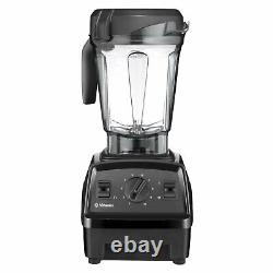 Vitamix Explorian Series Blender E320 Black Variable Speeds Juicer 2L Container