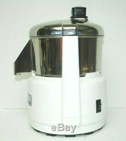 Waring Acme Professional Pro Stainless Steel Fruit and Vegetable Juice Extractor