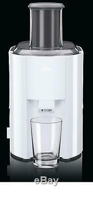 Whole Fruit Vegetable Juicer Kitchen Machine Makes 1 Glass Of Juice In 15 Sec