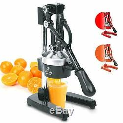 Zulay Professional Citrus Juicer Manual Citrus Press and Orange Squeezer